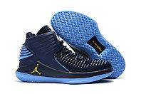 """Баскетбольные кроссовки Air Jordan XXXII (32) """"Marquette"""" (40-46), фото 1"""