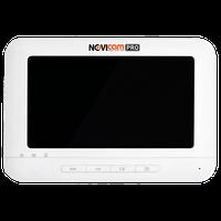 Сенсорный IP видеодомофон с поддержкой WiFi NDM7F NOVIcam