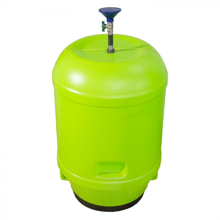 Бак для воды с кранчиком (120 л.)