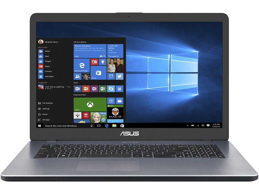 "ASUS VivoBook Max X541UV-GQ1204T 15.6"" HD, Core i3-7100U, 8GB DDR, 1TB HDD, NV920MX 2GB, NO DVD, Win10"