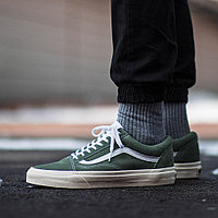 Кеды Vans Old Skool Retro Sport Green White
