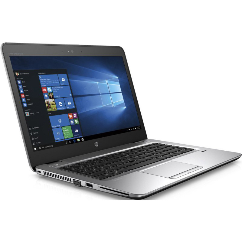 HP 1EM98EA EliteBook 840 G4 i5-7200U 14.0T 8GB/512 Camera Win10 Pro