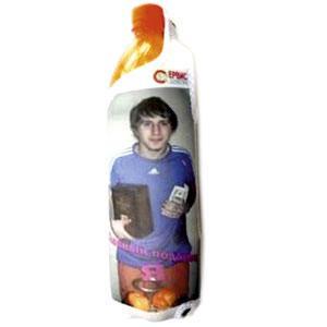 """Чехол холодильник для бутылки """"Топик"""" Высота 28 см, Диаметр 11 см"""