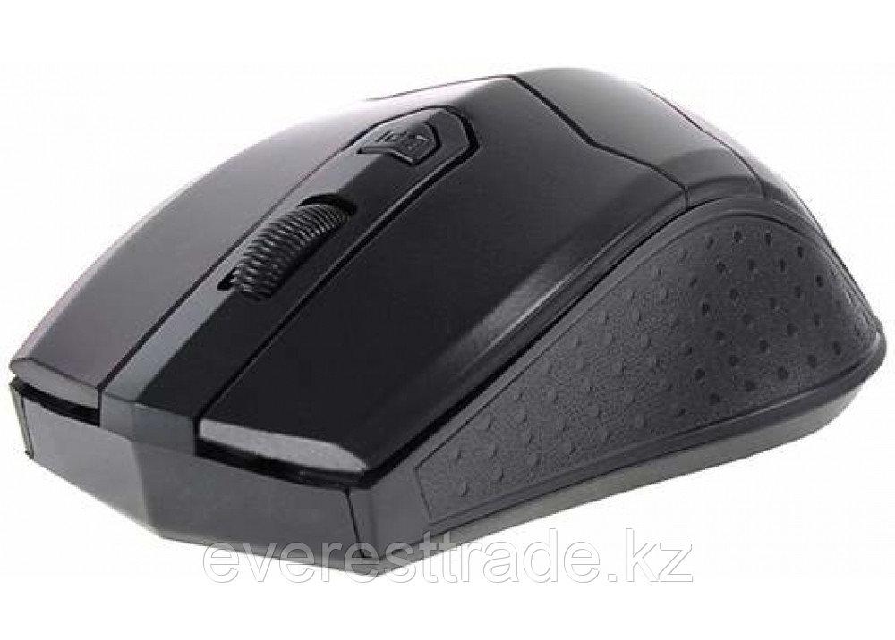 Мышь беспроводная Crown CMM-934W Black
