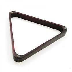 Треугольник 57.2 мм (махагон)