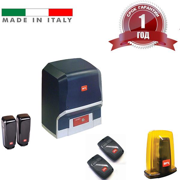 Автоматика на откатные ворота ARES 1000 Standart (масса ворот до 1000 кг) BFT - Италия