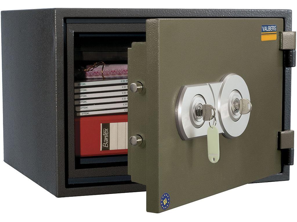 Огнестойкий сейф FRS 32 KL (320х445х425 мм)