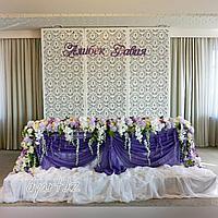 Украшение свадьбы, декор