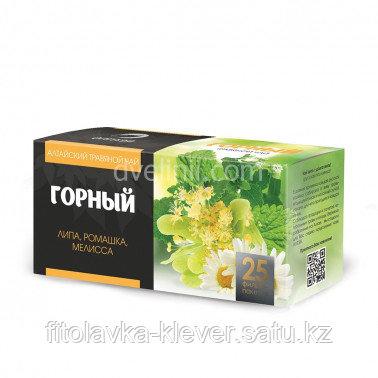 """Травяной чай """"Горный"""", фильтр-пакеты"""