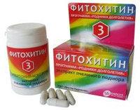 Фитохитин – 3 (гипертония - контроль)
