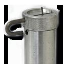 Пеналы (Тубусы) для ключей алюминивые (с штоком) d40мм.h-120мм