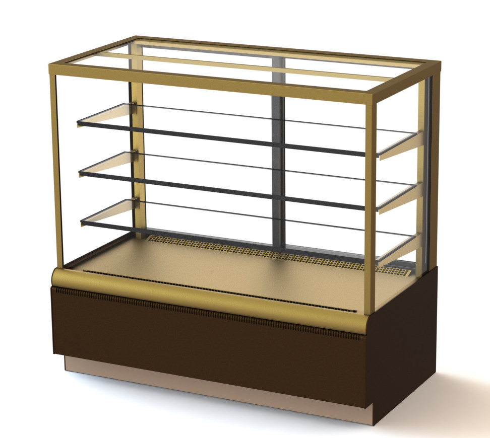 ВХСв - 0,9д Carboma Cube / Cube ТЕХНО для шоколада