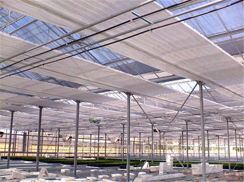 Защитные экраны для систем зашторивания теплиц , фото 2