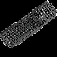 Клавиатура проводная Qmax KB3185M (SILA), фото 2