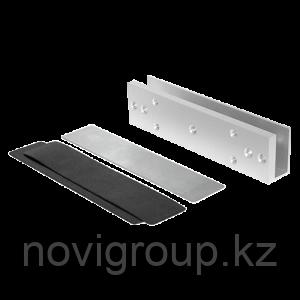 UH280 NOVIcam - Кронштейн U типа для монтажа якоря электромагнитного замка DL280/DL350 на стеклянную дверь