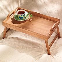 Бамбуковый столик для завтрака, фото 2