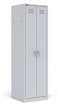 Шкаф для одежды металлический ШРМ АК (1860х600х500 мм)