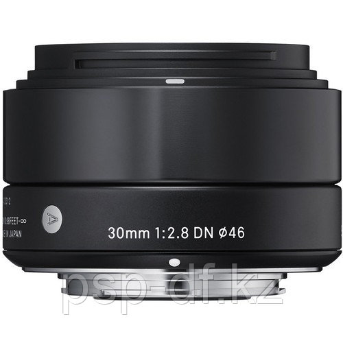 Sigma 30mm f/2.8 DN Lens for MFT Mount