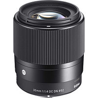 Sigma 30mm f/1.4 DC DN Contemporary Lens for MFT Mount