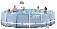 Бассейн каркасный  Intex Prism Frame Pool - 26736.28736 457х122 см