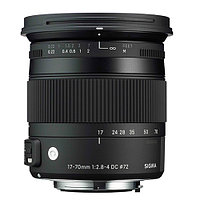 Sigma 17-70mm F2.8-4 DC MACRO OS HSM | Contemporary