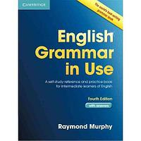 English Grammar in Use 4 Ed with answers