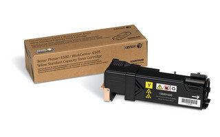 Картридж Желтый для Xerox WC6505/Phaser 6500 (1000k), фото 2