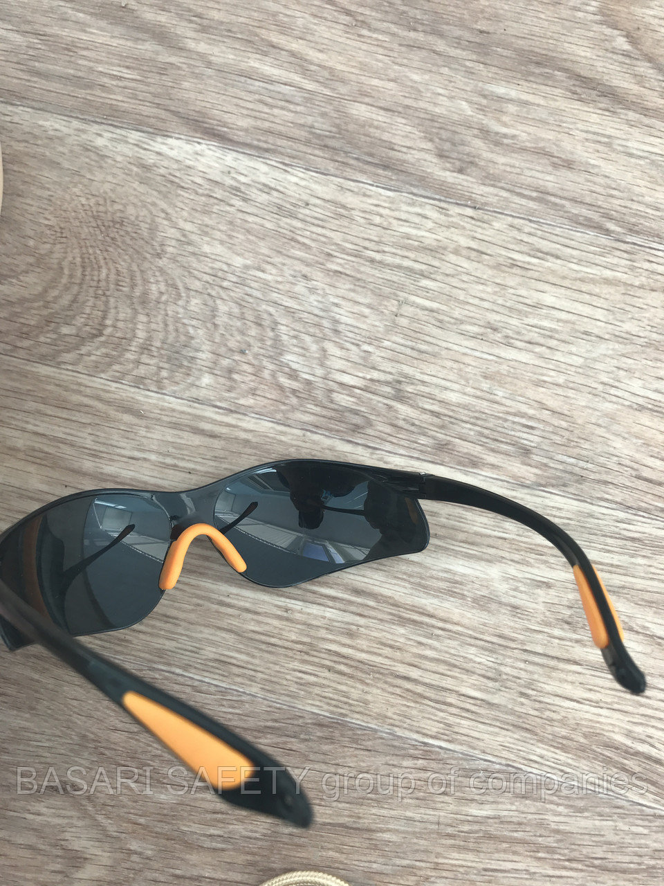 Очки защитный UV dark