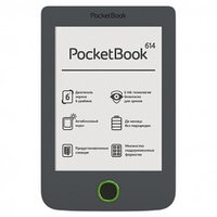 Электронные книги PocketBook PocketBook 614 (Gray)PocketBook 614 (Gray)