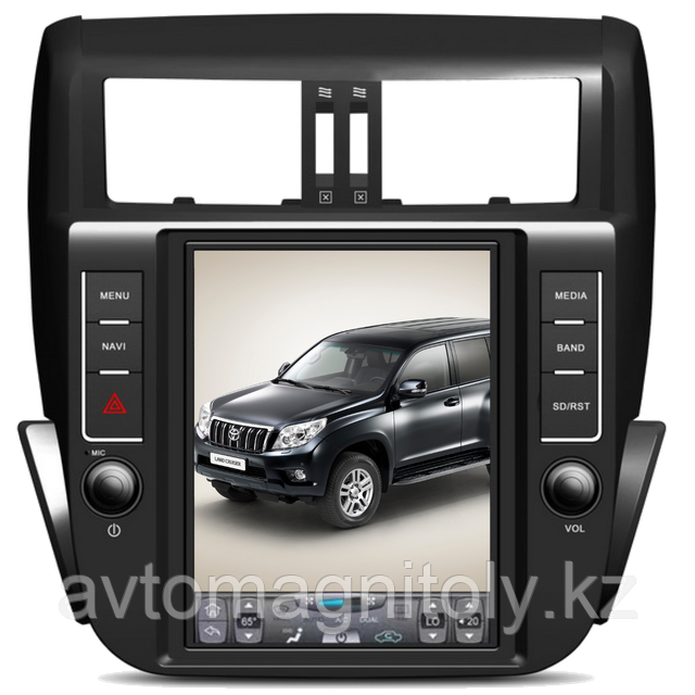 АВТОМАГНИТОЛА (E5) ELEMENT-5 TOYOTA PRADO 150 TESLA 2010-2013