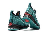 """Баскетбольные кроссовки Nike LeBron XV (15) """"Christmas"""" (40-46), фото 4"""