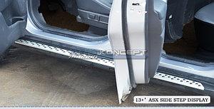 Пороги на Mitsubishi ASX 2015-