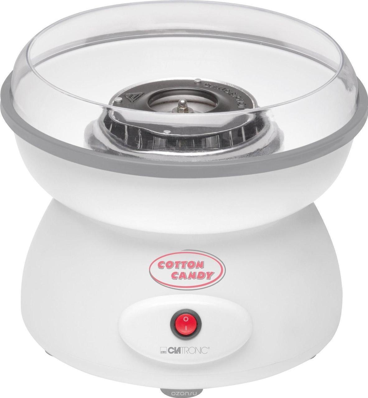 Clatronic ZWM 3478, White прибор для приготовления сахарной ваты