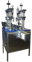Укупорочный автомат 1000Р (для бутылок типа «триггер»), 1000 б/час