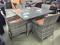 Набор стол 4 кресла, фото 1