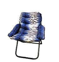 Кресло, 73 * 97 см, синий