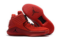 Баскетбольные кроссовки Nike 2017 Air Jordan 32 XXXII Rosso Corsa Gym Red Black