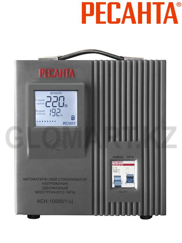 Цифровой трансформатор Ресанта АСН-10000/1-Ц