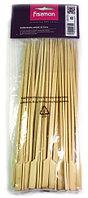 1056 FISSMAN Бамбуковые палочки для шашлыка см 50 шт. в упаковке