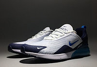 "Кроссовки Nike Air Max 270 ""White -Blue"""
