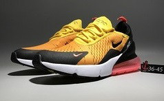 "Кроссовки Nike Air Max 270 ""Yellow-Black"""