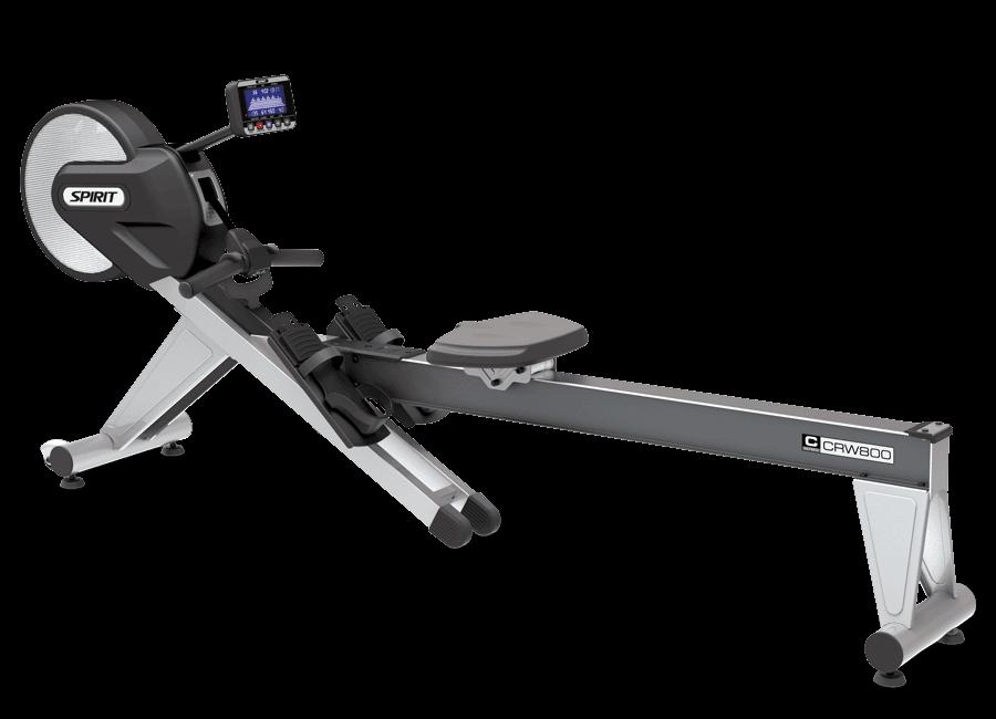 Гребной тренажёр SPIRIT FITNESS CRW800