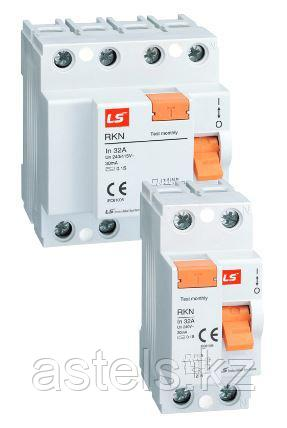 Миниатюрные автоматические выключатели RKN (25, 32, 40, 63A)