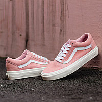 3393e3d73f91 Кеды Vans Old Skool Retro Sport Pink White