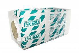 Минеральная плита IZOTERM  П-50 (1000*500*50 мм) 4 м2  (0,2м2)