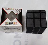 Кубик 3х3 зеркальный черный шенгшоу