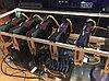 Майнинг ферма на базе Asus P106-100, MSI GeForce 1060 Gaming X 6G