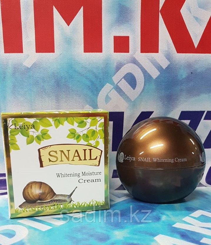 Leiya Snail Cream (Крем для лица на основе Улитки)