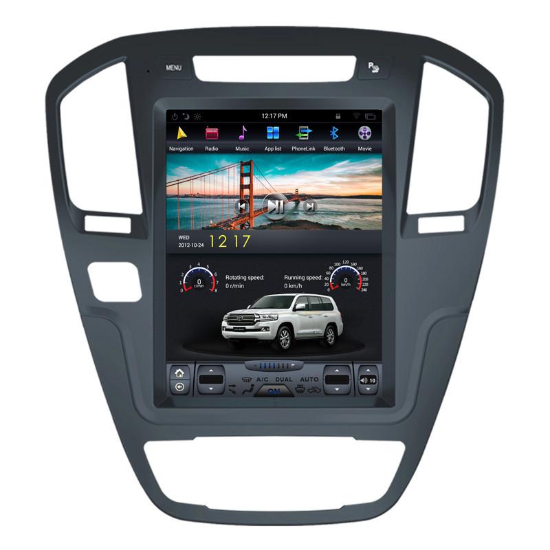 Штатная магнитола Buick LaCross Тесла Стиль Андроид 6
