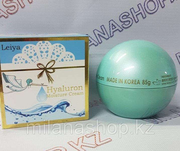 Leiya Hyaluron Muisture Cream (Крем для лица с Гиалуроном)